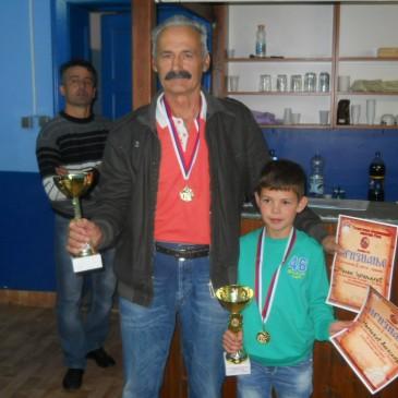 Одржан аматерски шаховски турнир у Вучићу