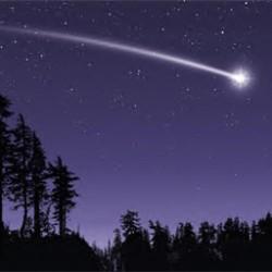 Велика звезда прелете небом (рођење Карађорђа)