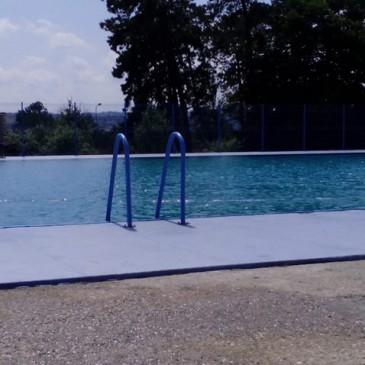 Почиње сезона на базенима у Рачи