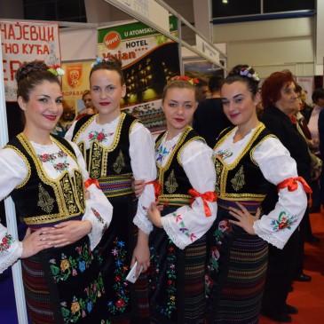 Одржан VII Сајам туризма и зимнице у Крагујевцу